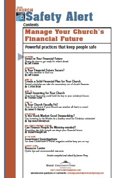 Manage Your Church's Financial Future