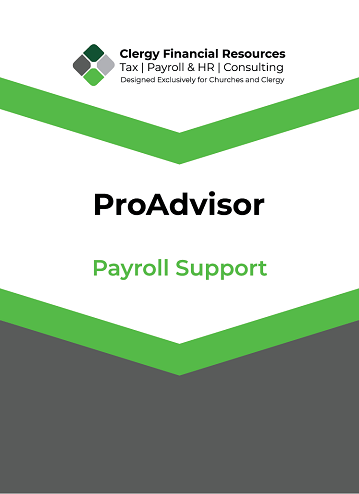 Pro Advisor | Payroll Support
