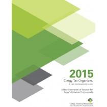 2015 Clergy Tax Organizer - Download