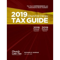 2019 Church & Clergy Tax Guide Book