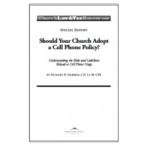 Should Your Church Adopt a Cell Phone Policy?