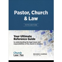 Pastor, Church & Law, Fifth Edition