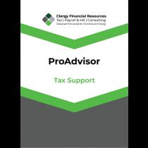 Pro Advisor | Tax Support