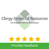 Provide Feedback or Customer Reviews About Clergy Financial Resources